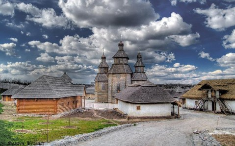 Abnormal Ukraine: country's most mystical places. Part II