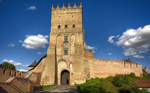 Ukrainian Castles with the Most Interesting Legends
