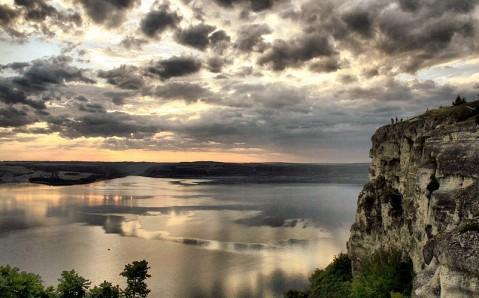 Parque natural 'Podilski Tovtri'