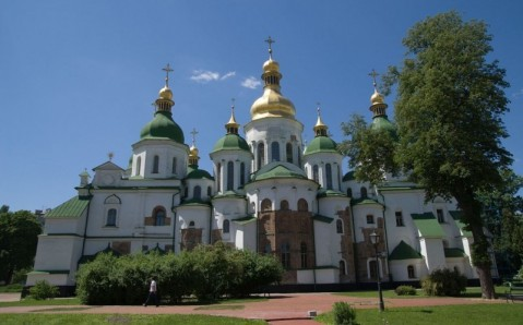 Kiev City Tour with visit to St. Sophia Cathedral