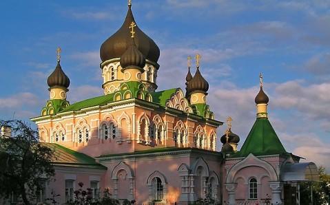 Monasterio de la Protección de la Madre de Dios de Kyiv
