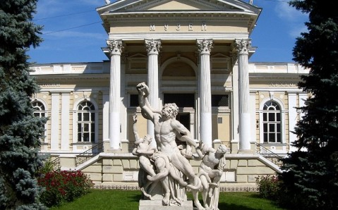 Odesa Archaeological Museum