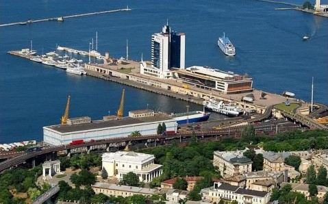 Port of Odesa