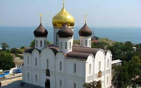 Monasterio de Dormición