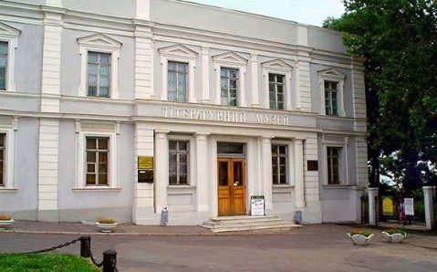 Literary Museum (Palace of Gagarin Family)