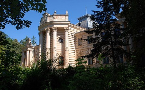 Palacio Badeni (Palacio de Koropets)