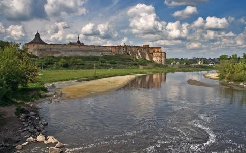 Castillo de Medzhibozh