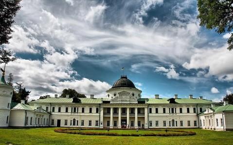 Историко-культурный заповедник «Качановка»