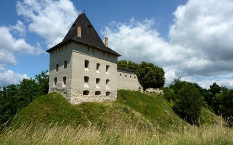 Castillo de Galich (Starostinsky)