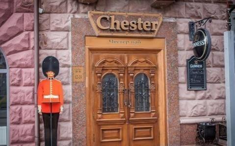 Пивной ресторан «Честер»