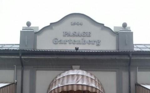 Ресторан Pasage Gartenberg
