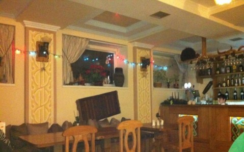 Ресторан  «Пиросмани»