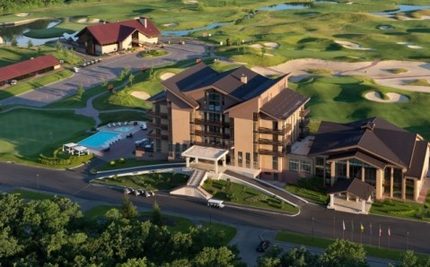 Гольф-курорт Superior Golf & Spa Resort