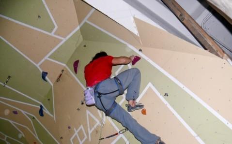 Школа скалолазания Climbing School